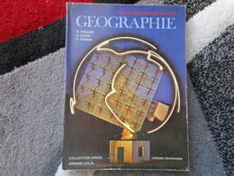 """Géographie """"Les Grandes Puissances Du Monde"""" (R. Fischer, R. Oudin, P. Raison) éditions Armand Colin De 1975 - Books, Magazines, Comics"""