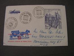 Ausstellung 1968 Leichtbrief  Praga SST - Aerograms