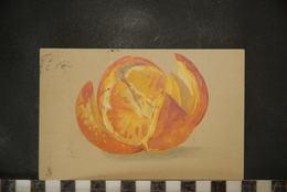 CP, Aphael Tuck, Série  444,  Un Mot à La Poste, Fruit Clémentine, Orange - Tuck, Raphael