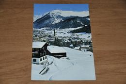921- Davos Mit Blick Auf Seehorn Und Pischa - 1969 - GR Grisons