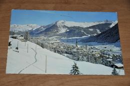 924- Davos, Gegen Seehorn Und Pischahorn - 1965 - GR Graubünden