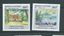 New Caledonia 1990 Pacific Paintings Set 2 MNH - New Caledonia