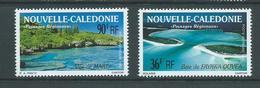 New Caledonia 1991 Scenes Set 2 MNH - New Caledonia