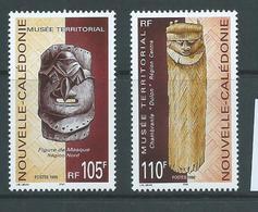 New Caledonia 1998 Museum Artefacts Set 2 MNH - New Caledonia