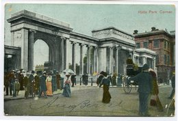 CPA - Carte Postale - Royaume Uni - Hyde Park Corner - 1908 (CP2239) - London