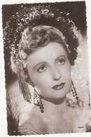 Carte Postale D'artiste / Movie Star Postcard - Annie Ducaux (#6101) - Attori