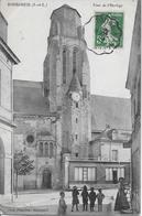INDRE ET LOIRE-BOURGUEIL Tour De L'Horloge-MO - France
