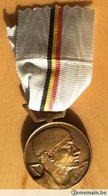 Médaille Du Mouvement National Belge 1940-45 - Résistance-Medaille Van De Belgische Nationale Beweging 1940-45 - Verzet - Belgium