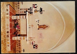 Carte Postale Notre Dame Du RugbyIntérieur Chapelle Verso N° 2484 Cachet 01/09/1988 Grenade Sur L'Adour Pour Bayonne TB - Rugby