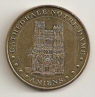 Amiens, Cathédrale Notre Dame. 2010 - Monnaie De Paris