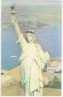 CP589 - Postcard - USA, New York - La Statue De La Liberté - Statue De La Liberté
