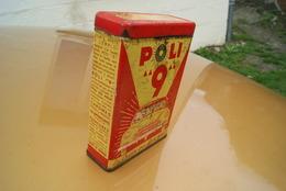 ANCIENNE BOITE POLI 9 // La Ouate Qui Fait Neuf * Garage, Automobilia - Boxes
