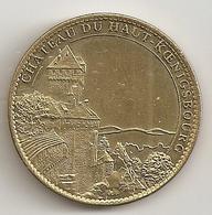 Artus Bertrand 2007. Chateau Du Haut Koenisbourg - 2007
