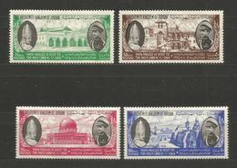 JORDANIA - PAPA PAULUS VI VISIT  - MNH STAMPS   - D 1713 - Jordan
