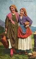 ITALY - Costumi Siciliani - VG Ethenic Young Women - Europe