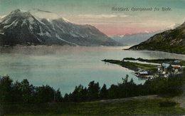 NORDFJORD OPSTRYNVAND FRA HIELLE  NORWAY NORUEGA  NORGE NORVEGE - Noruega