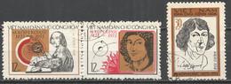 Vietnam 1973, Used Stamps , Set - Vietnam