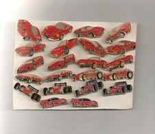 LOT BEAU PIN'S FERRARI - Ferrari