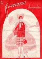 La Femme D'aujourd'hui - Suisse Romande - Revue Bimensuelle Féminine No 28 - 1er Mars 1927 - Lausanne - 20 Pages-Mode - Books, Magazines, Comics