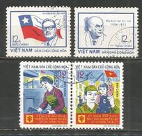 Vietnam 1974 Used Stamps - Vietnam