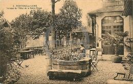 /! 4544 - CPA/CPSM  :  77 - Montigny Sur Loing : Hotel De La Vanne Rouge - Autres Communes