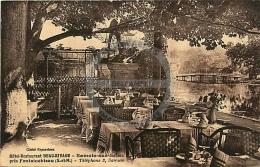/! 4548 - CPA/CPSM  :  77 - Samois : Grand Hotel Beau Rivage - Samois