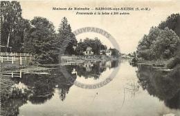 /! 4560 - CPA/CPSM  :  77 - Samois : Maison De Retraite - Samois