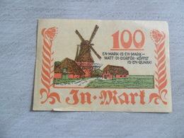Notgeld  Noodgeld Duitsland  - Gutschen - [11] Lokale Uitgaven