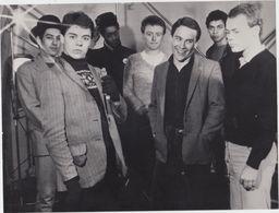 PHOTO PRESSE 18X24 / UB40 - GROUPE REGGAE BRITANNIQUE - JUIN 1980 - Célébrités
