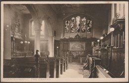 The Chapel, Charterhouse, London, C.1910 - Edward Taylor Postcard - Other