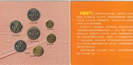 Macau Coin Set 1992-2003 - Macao