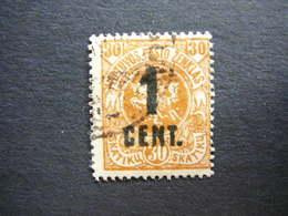 Lietuva Litauen Lituanie Litouwen Lithuania # 1922 Used # Mi. 141 - Lithuania