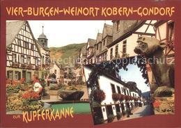 72544691 Gondorf Mosel Landgasthaus Zur Kupferkanne  Kobern-Gondorf - Sin Clasificación