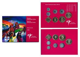Mint Set Netherlands Antilles - Fleur De Coin - 2000 - Antilles Neérlandaises