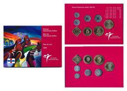Mint Set Netherlands Antilles - Fleur De Coin - 2000 - Netherland Antilles