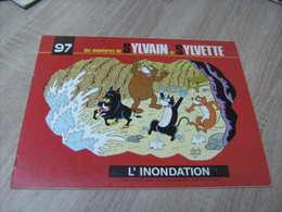 Sylvain Et Sylvette 97 : L'inondation - Sylvain Et Sylvette
