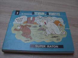 Sylvain Et Sylvette 1 : Super Raton - Sylvain Et Sylvette
