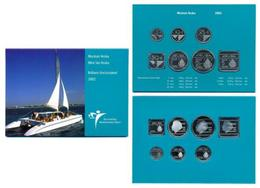 Mint Set Aruba BU 2002 - [ 4] Colonies