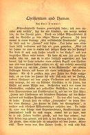 Christentum Und Humor / Artikel, Entnommen Aus Kalender / 1884 - Books, Magazines, Comics