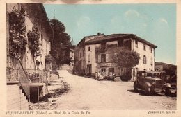SAINT JUST D'AVRAY - Hôtel De La Croix De Fer - Otros Municipios