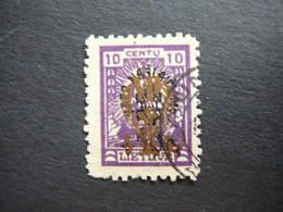 Lietuva Lithuania Litauen Lituanie Litouwen # 1926 Used # Mi. 260y - Lithuania