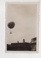 ^ PALLONE AEROSTATICO PRIMO ANNUALE DELL'IMPERO ARDITO FASCISMO 9 MAGGIO 1937 EPOCA FOTO 1 - Places