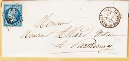 France, De La Motte Saint Heraye (deux Sevres ) GC 2553 En 1863 Coef 4 - 1849-1876: Période Classique