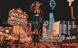 72449762 Las Vegas Nevada Fremont Street  Las Vegas - Etats-Unis
