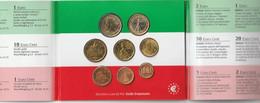 Italia Coin Set 2002 - Italy