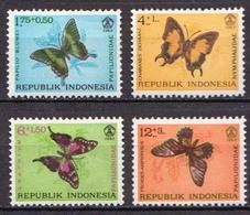 Indonesia MH Set - Butterflies