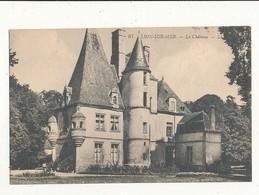 14 LION SUR MER LE CHATEAU CPA BON ETAT - France