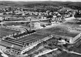 54-BADONVILLER- VUE AERIENNE , LES USINES - Autres Communes