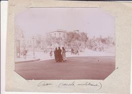 Photo -  ORAN (Algérie) - Cercle Militaire - Lieux
