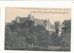 14 OUILLY DU HOULLEY LE CHATEAU CPA DE CARNET BON ETAT - France
